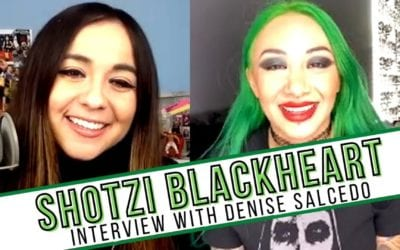 Shotzi Blackheart Talks NXT Takeover WarGames, Working with WWE, NXT Women's Division