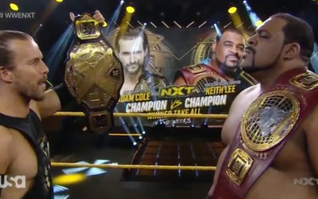 WWE NXT Live in Winter Park Results (06/24/2020)