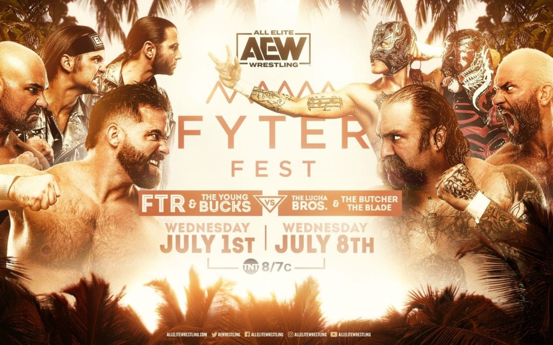 AEW Dynamite in Jacksonville Results (06/24/2020)