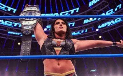 Tessa Blanchard is fired from IMPACT Wrestling