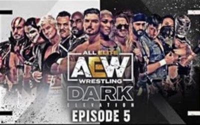 AEW Dark: Elevation Episode 5 (04/12/2021)