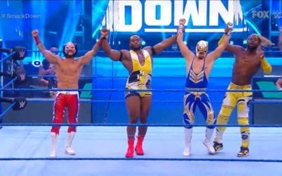 WWE Friday Night SmackDown in Orlando Results (06/26/2020)