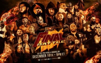 Luchadores will have action at ROH Final Battle