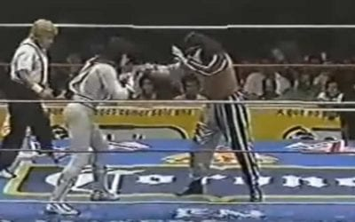 Match of the Day: Super Calo Vs. Winners (1995)