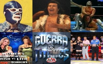 This day in lucha libre history… (December 6)