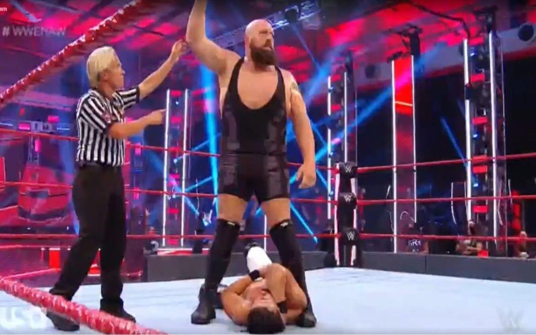 WWE Monday Night RAW in Orlando (06/29/2020)