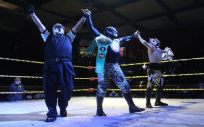 IWRG Thursday Night Wrestling Live Show at Arena Naucalpan Results (08/26/2021)