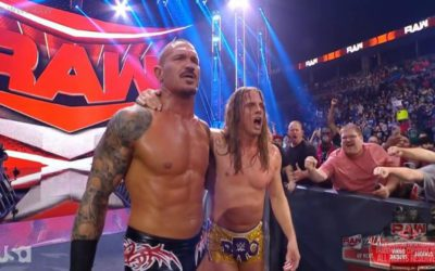 WWE Monday Night RAW in Oklahoma City Results (08/30/2021)