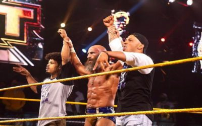 WWE NXT Live in Orlando Results (08/31/2021)