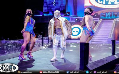 CMLL Tuesday Live Show at the Arena Mexico Results (08/31/2021)