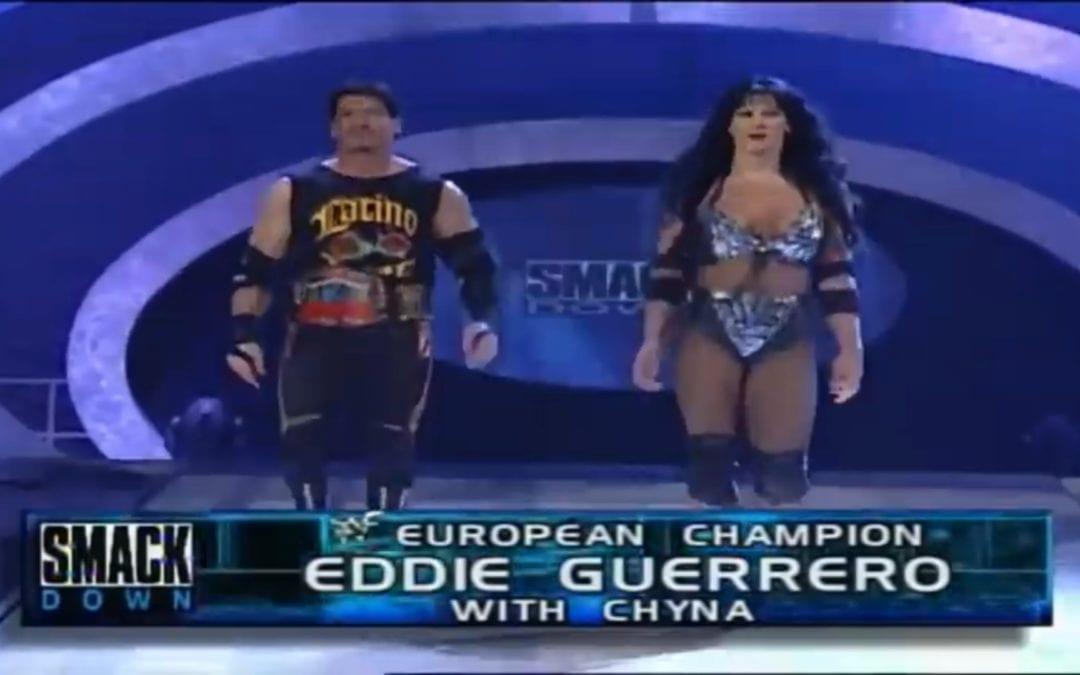 Match of the Day: The Rock, Eddie Guerrero & Chyna Vs. Chris Benoit, Edge & Christian (2000)