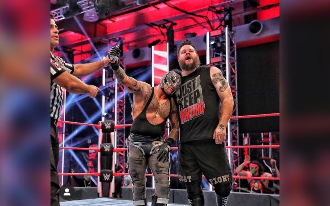 WWE Monday Night RAW in Orlando Results (07/06/2020)