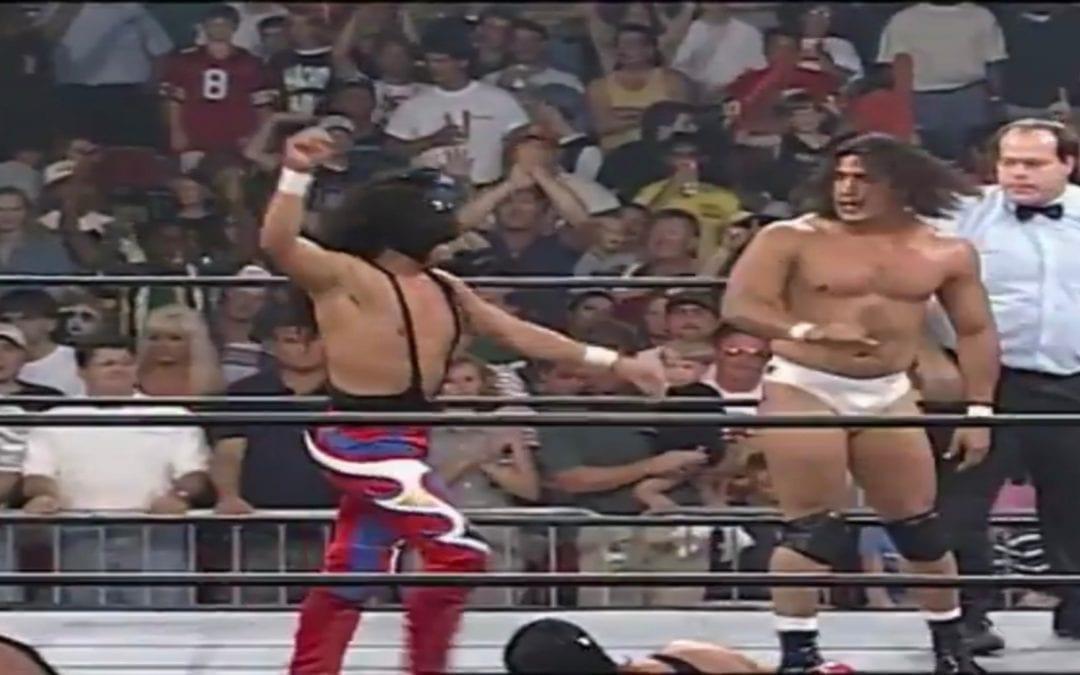 Match of the Day: Juventud Guerrera & Hector Garza Vs. Villano IV & Villano V (1997)