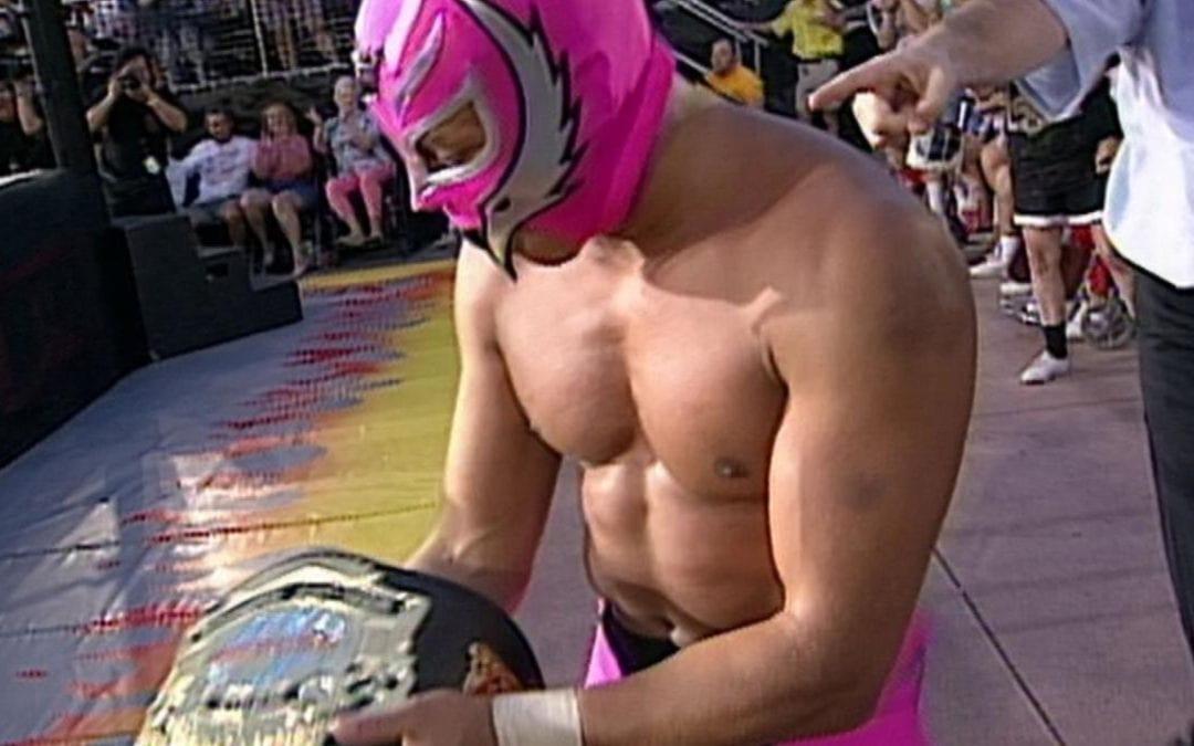 Match of the Day: Rey Mysterio Vs. Dean Malenko (1996)