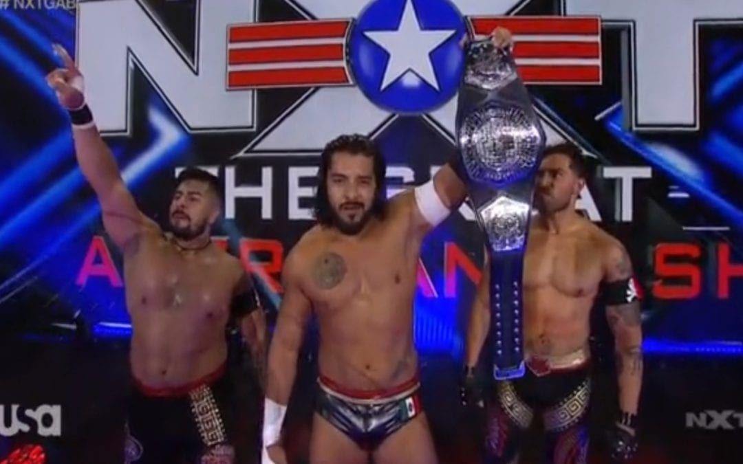WWE NXT The Great American Bash in Winter Park Night 2 Results (07/08/2020)