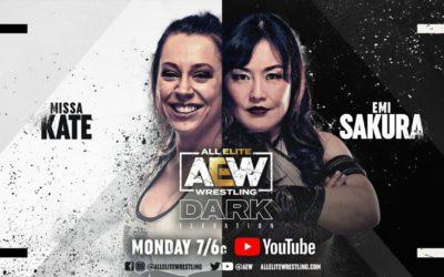AEW Dark: Elevation Episode 27 (09/06/2021)