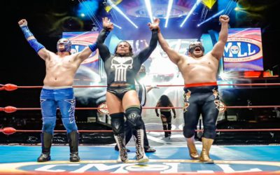 CMLL Tuesday Live Show at the Arena Mexico Results (09/07/2021)