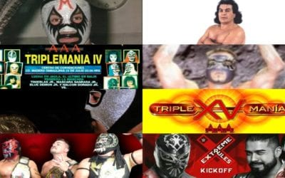 This day in lucha libre history… (July 15)