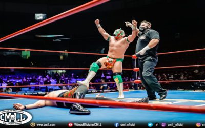 CMLL Spectacular Friday Live Show at the Arena Mexico Results (09/10/2021)