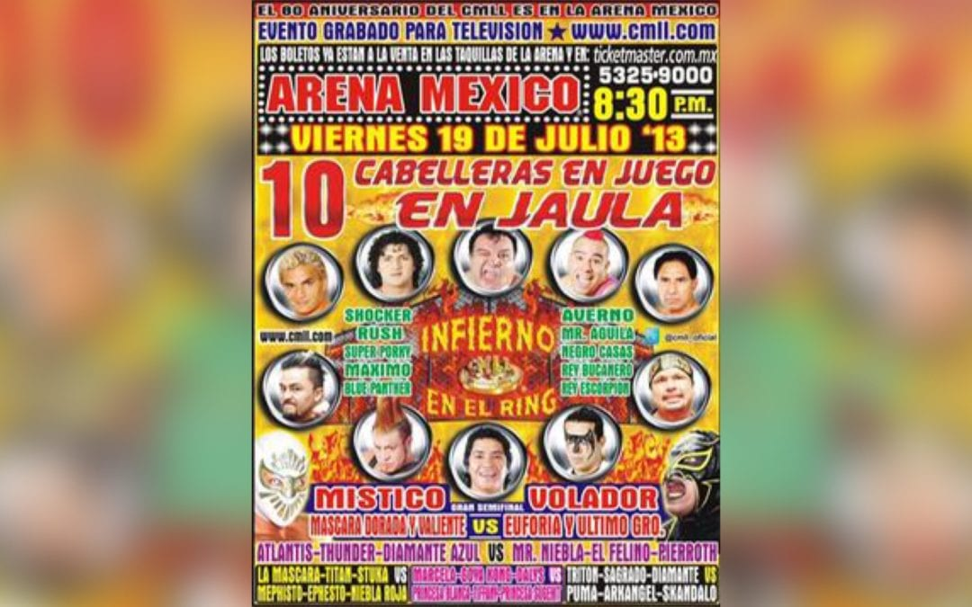 Match of the Day: CMLL Infierno en el Ring (2013)