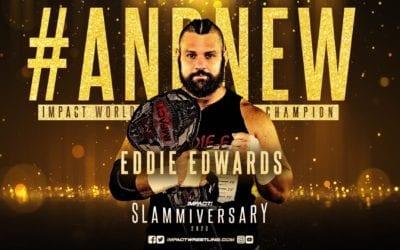 IMPACT Wrestling Slammiversary XVI in Nashville Results (07/18/2020)