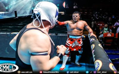 CMLL Family Sunday Live Show at the Arena Mexico Results (09/12/2021)