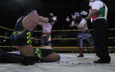 IWRG Sunday Live Show at Arena Naucalpan Results (09/12/2021)