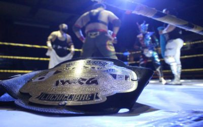 IWRG Thursday Night Wrestling Live Show at Arena Naucalpan Results (09/09/2021)