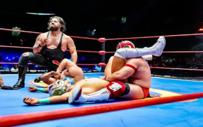 CMLL Tuesday Live Show at the Arena Mexico Results (09/14/2021)