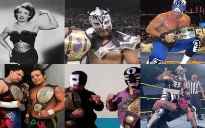 This day in lucha libre history… (July 22)