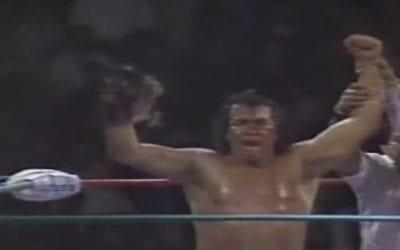 Match of the Day: Perro Aguayo Vs. Mascara Año 2000 (1993)