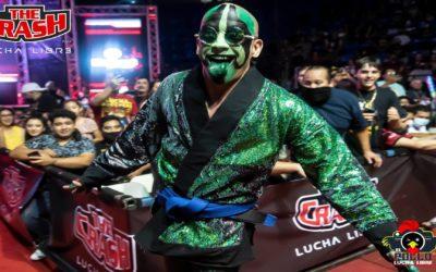The Crash Lucha Libre Live Show in Tijuana Results (09/11/2021)