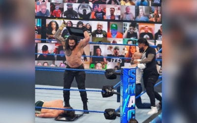 WWE Friday Night SmackDown & WWE 205 Live in Tampa Results (04/30/2021)