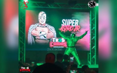 Tr3s Caidas Live Show in Tijuana Results (09/04/2021)