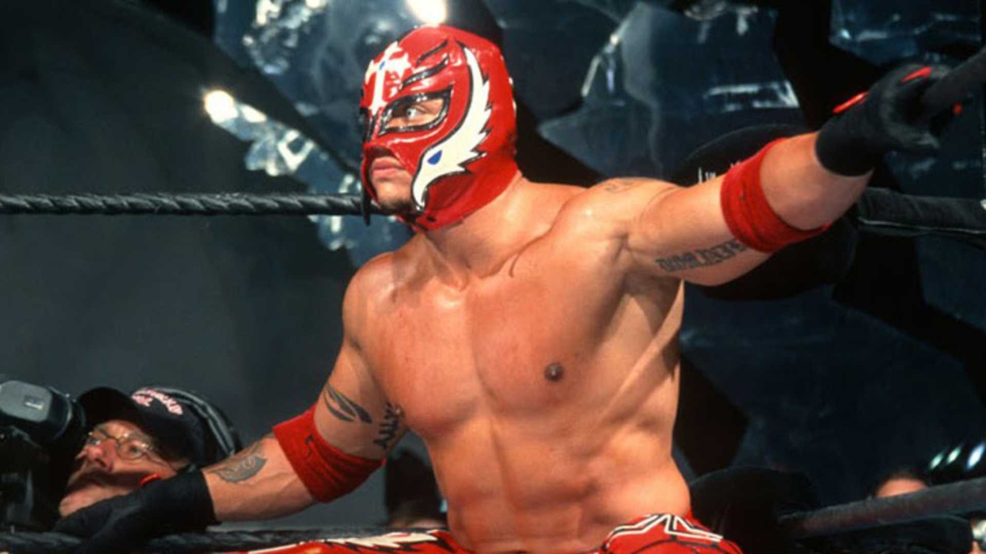 Match of the Day: Rey Mysterio Vs. Chavo Guerrero Jr. (2002) — Lucha Central