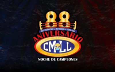 CMLL 88th Anniversary Show: Noche de Campeones: How to watch, start times and card