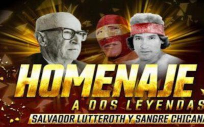CMLL Homenaje a Dos Leyendas 2021: How to watch, start times and card
