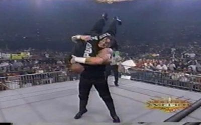 Match of the Day: Rey Mysterio Vs. Vampiro (1999)