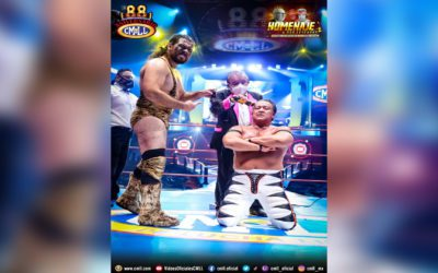 CMLL Homenaje a Dos Leyendas at the Arena Mexico Results (09/17/2021)