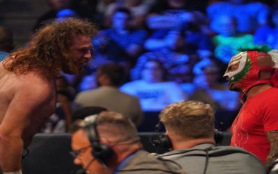 WWE Friday Night SmackDown & WWE 205 Live in Knoxville Results (09/17/2021)