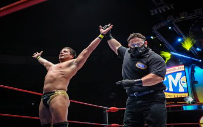 CMLL Family Sunday Live Show at the Arena Mexico Results (09/19/2021)