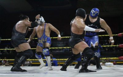 IWRG Sunday Live Show at Arena Naucalpan Results (09/19/2021)