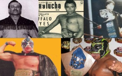 This day in lucha libre history… (July 29)