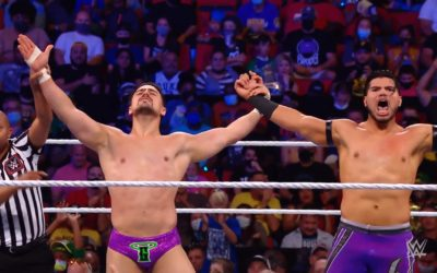 WWE Monday Night RAW in Raleigh Results (09/20/2021)