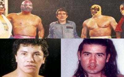 This day in lucha libre history… (December 30)