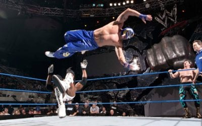 Match of the Day: Rey Mysterio & Rob Van Dam Vs. Eddie Guerrero & Booker T (2004)