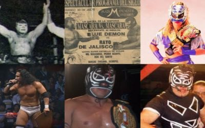 This day in lucha libre history… (July 30)