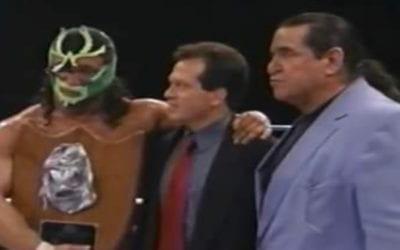 Match of the Day: Scorpio Jr. Vs. El Hijo del Santo (1998)