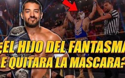 Gran Metalik llega a NXT y reta a Santos Escobar por el Campeonato de Peso Crucero