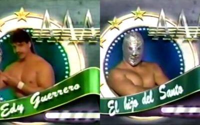 Match of the Day: El Hijo del Santo & Eddie Guerrero Vs. Espanto Jr. & Jerry Estada (1993)